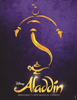 Aladdin Broadway Poster