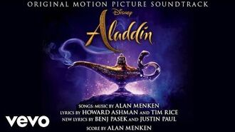 """Mena Massoud - One Jump Ahead (Reprise) (From """"Aladdin"""" Audio Only)"""