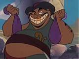 Smiling Thief