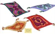 Magic Carpet concept art 3