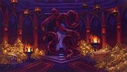 Jafar throne room concept art 2