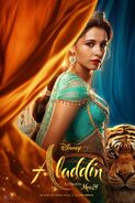 Aladdin LA Character Poster 02