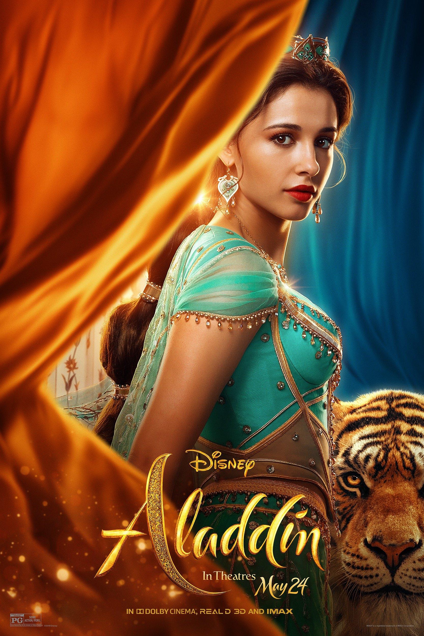 Jasmine 2019 Aladdin Wiki Fandom Powered By Wikia