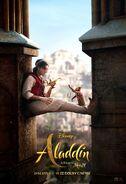 Aladdin 2019 Dolby Poster