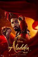 Aladdin LA Character Poster 03
