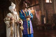 Prince Ali & Genie LA