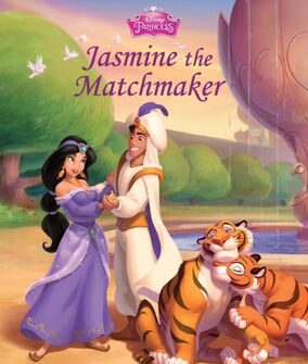 Jasmine the Matchmaker (Cover)