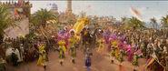 Aladdin Parade