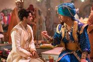 Aladdin & Genie LA
