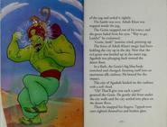 Abu and the Evil Genie page 57