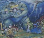 Genie concept art (1)