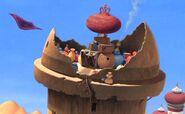 Aladdin's Lookout concept art
