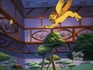 Giant Three Headed Lion 27