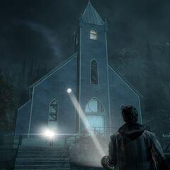 Budynek kościoła z zewnątrz