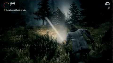 Alan Wake Gameplay PL
