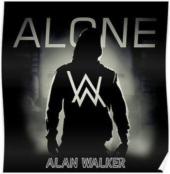 The Spectre - Alan Walker Lyrics