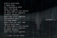 Alone Lyrics