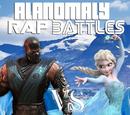 Queen Elsa vs Sub-Zero