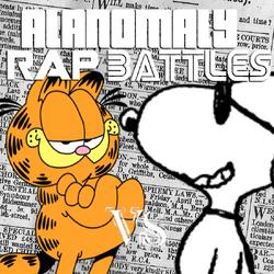Garfield vs Snoopy