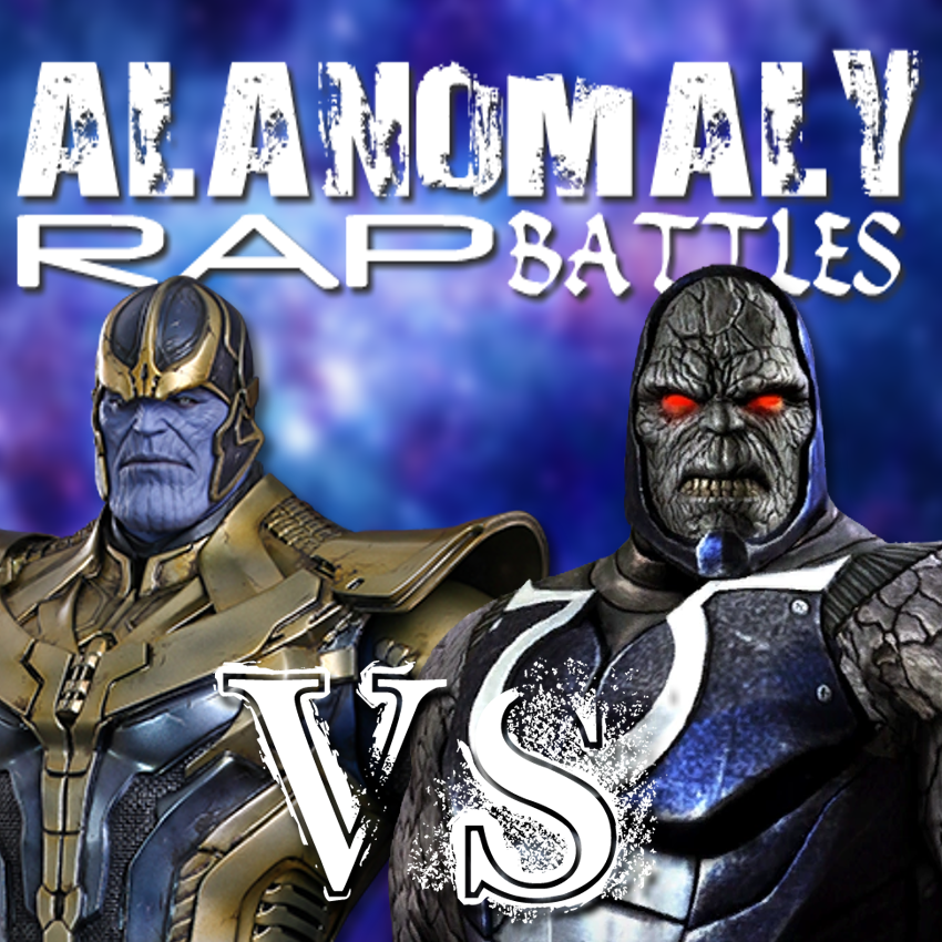 Thanos vs Darkseid | Alanomaly Rap Battles Wiki | FANDOM
