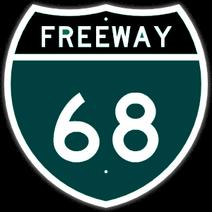 Freeway 68