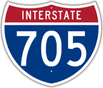 Interstate 705