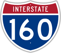 Interstate 160
