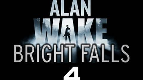 Bright Falls Episode 4 The prequel to Alan Wake 'Local Flavor'