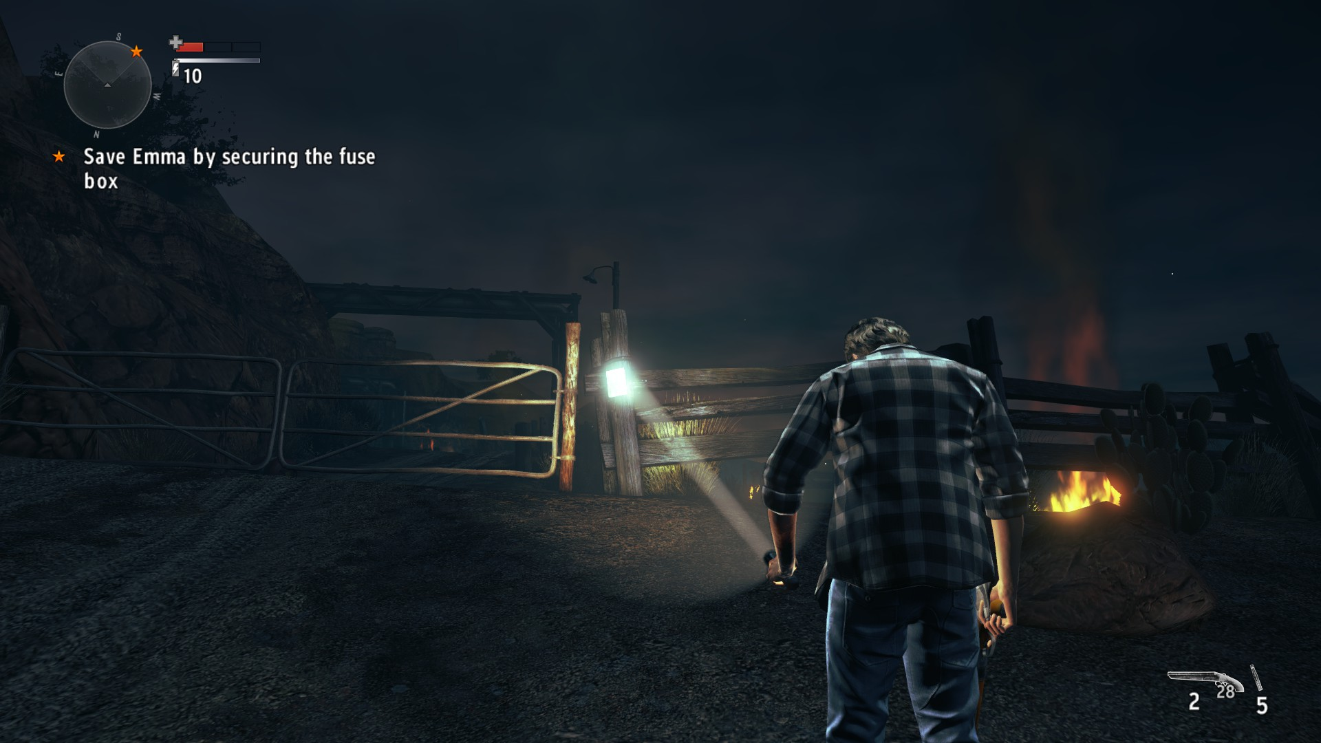 Image Barry And The Old Gods Alan Wake Wiki Fandom Powered Game Fuse Box