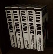 Alan's books
