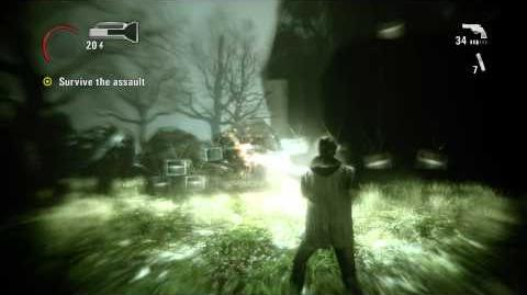 Alan Wake The Writer - Iron Will Achievement