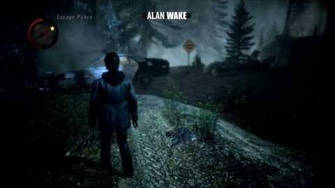 Alan Wake - TGS 2009 Police Escape Gameplay HD