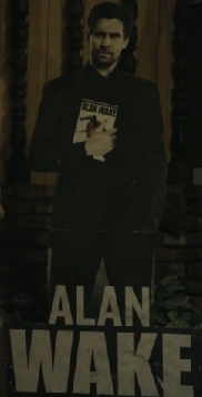Cutout of Alan Wake