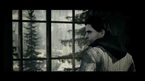 Alan Wake Cinematic Trailer HD
