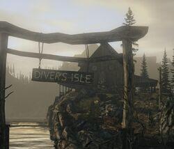 Divers isle