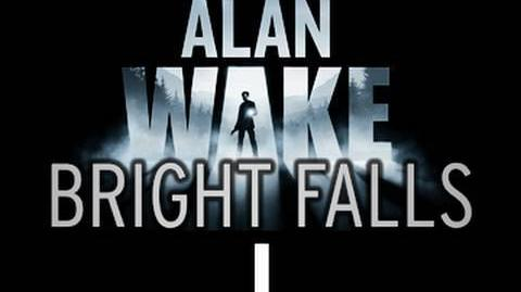 Bright Falls Episode 1 The prequel to Alan Wake 'Oh Deer'