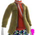 Jacket and Scarf F
