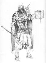 Paladin of St Cuthbert by Razeil753