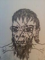 Carnagoth ansikte