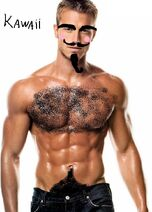 -pictures.4ever.eu- nick auger, sexy man, muscular guy, 6 pack abs 153590