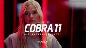Teaser 2- Die Cobra ist am 20.8. zurück bei RTL! -AfC11 -Cobra11 -RTL