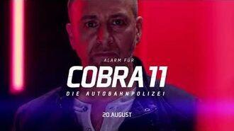 Mini Teaser- Die Cobra ist am 20.8 zurück!