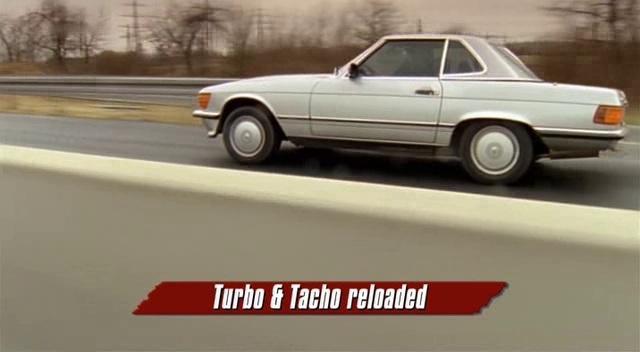 Turbo und tacho reloaded
