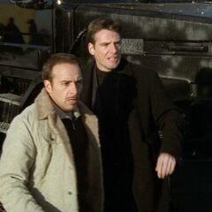 Tom und Semir haben den Täter gestoppt.