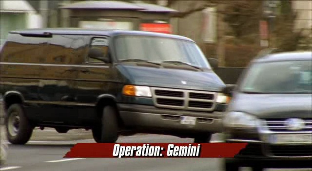 Operation gemini