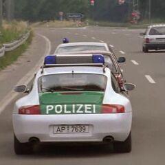 Hotte und Dieters Porsche 911 Carrera, hier in <a href=