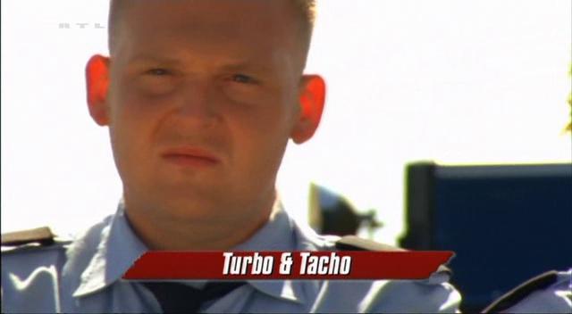 Turbo und tacho