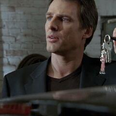 Tom findet Petras Schlüsselbund.