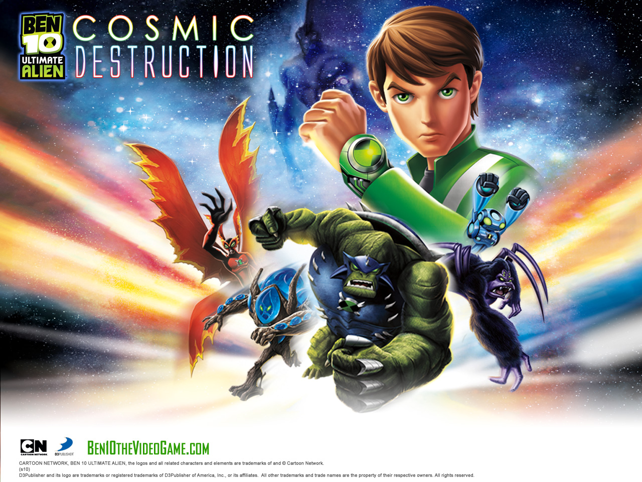 Ben 10 destuccion cosmica | Wiki Albedo | FANDOM powered by Wikia