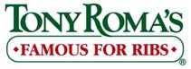 Tony romas offical logo